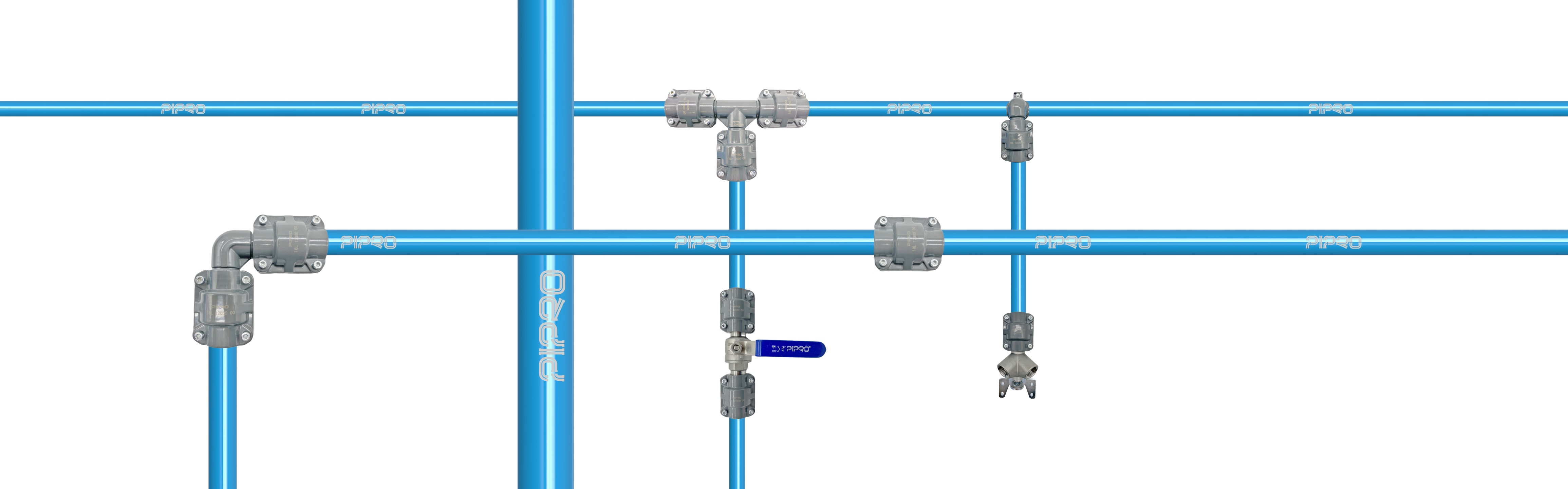 Aluminium Piping Systems